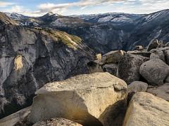 Yosemite Backpacking, Thanksgiving 2013 (rowjimmy76) Tags: california november autumn usa fall nature canon landscape outdoors unitedstates hiking powershot backpacking yosemitenationalpark wilderness northdome sierranevadamountains sx260