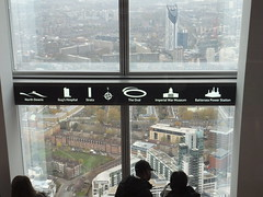A trip to The Shard (erintheredmc) Tags: from travel bridge house building london eye tower tourism church saint by thames skyline modern floors river temple big globe europe european view cross cathedral ben tate erin walk top district piano parliament millenium pauls somerset victoria tourist queen adventure queens master architect wellington western charing kensington 69 shard financial gherkin 72 bt oval southwark lambeth renzo mccormack unilever 68 tallest designed embarkment cathdral walkie talkie uploaded:by=flickrmobile flickriosapp:filter=nofilter