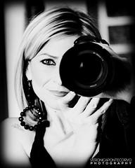 B&W (Veronica Pontecorvo) Tags: portrait me self veronica pontecorvo veronicapontecorvo