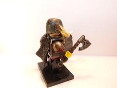 Viking Shieldfighter (SecutorC) Tags: soldier greek starwars fighter lego roman dwarf fantasy warhammer warrior samurai custom dwarves skyrim appoc customlegominifigwarriorfighterapocfantasygreekromanorcdemonstarwarsgladiatorsamuraivikingspartandwarfdwarvesfuturewarhammersteampunk