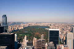 Top of the Rock - 67+ floors up (Cragrat) Tags: newyork rockefellercentre topoftherock