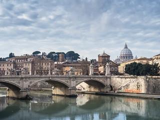 Winter Rome