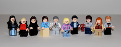 Season 2 (Mr.Savath_Bunny) Tags: horse angel dark comics toys lego vampire willow superhero spike buffy sunnydale witches slayer xander joss whedon minifigure bigbad