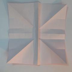 วิธีพับกระดาษพับดอกกุหลาบ 015