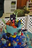 Finding Nemo Cake & Cake Pops (rikkitikitavi) Tags: cake coral seashells dessert shark nemo handmade chocolate sealife disney cupcake vanilla squirt reef dory findingnemo milkchocolate fondant buttercream frenchvanilla brucetheshark handsculpted cakeball cakepop
