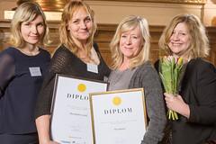 Sara Ångström, Christina Nord, Marica Finnsjö, Lena Vidman från Aftonbladet, Bästa förbättrare, samt nominerad till Web Service Award 2013 i klassen Mobil/app.