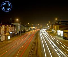 Wembley, London, England (grasp_photography) Tags: longexposure london a406 wembley lighttrail graspprofessionalphotography