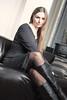 (NeedMoreCoffeeMan) Tags: woman dress couch sittin jessicat nmcm