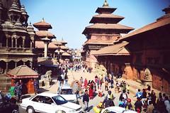 Durbar square - Patan (Marine Travels Photographies - TRAVEL THE WORLD) Tags: voyage travel travelling square kathmandu patan durbar npal