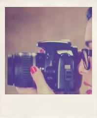 Canon&Chanel (Vallelitoral) Tags: old woman cute girl beautiful canon vintage polaroid cool nice retro chanel flickraward fotografiandocolectivo