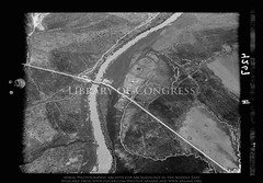 Jordan Bridge of Sheik Hussein. Crossing of the Beisan-Irbid road (APAAME) Tags: archaeology ancienthistory middleeast aerial libraryofcongress airphoto oblique aerialphotography matsoncollection nitratenegative aerialarchaeology geocodedbasedonsite