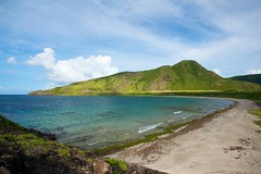 Les plus belles plages de l'le de St.Kitts / The most beautiful beaches of the Island of St.Kitts! (I Love St.Kitts & Nevis) Tags: blue sea sun black hot west sexy feet ass beach mannequin wet beauty smile saint st lady female hair island foot design photo model shoes shoot artist photographer seins legs artistic femme leg ile carribean tasty playa smith bijoux best stephen torch bikini photograph attractive belle wilson samantha cleavage pied swimsuit fille sourire plage productions maillot visage charme tasteful classy antilles nevis modele fesse indies aesthetic atlantique kitts caraibes courbe chaussure jambe sandales decollet