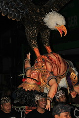 Screaming Eagle (Triple_B_Photography) Tags: world travel vacation portrait people bali holiday colour tourism closeup kids canon indonesia asian eos eyes asia paradise zoom traditional faith prayer religion young culture warmth lifestyle location tourist explore journey elements tropical destination local hindu hinduism kuta balinese nyepi lokal ogohogoh