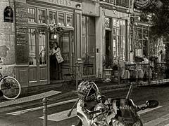 Street scene 2 - Paris