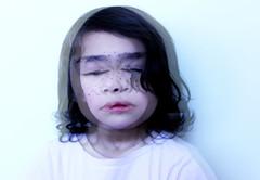 zz (YasmineBoumaiz) Tags: blur girl digital photography eos rebel blues clear ill mind soul cannon freckles asleep tones chill zz