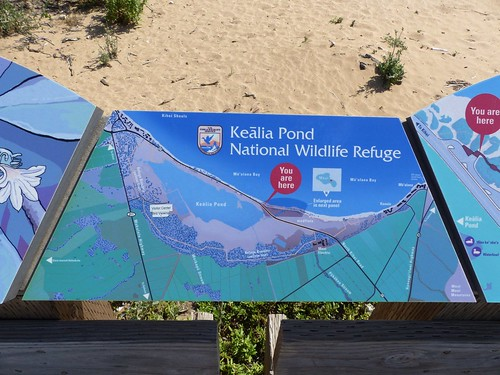 Kealia Pond National Wildlife Refuge