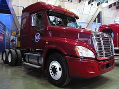 trucks 125 cascadia 2014 camiones freightliner tracto