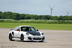 9ff (MJParker1804) Tags: 911 fast s turbo porsche modified runway 997 tuned pdk bruntingthorpe 9ff 750hp