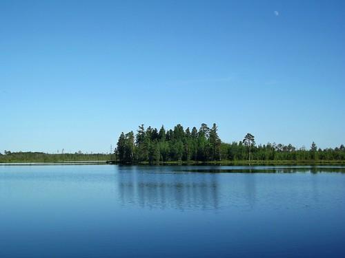 Lake at Naladchik