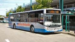 Richards Bros BJ14KTK Haverfordwest (sloopjonb 1) Tags: bus buses wales pembrokeshire haverfordwest