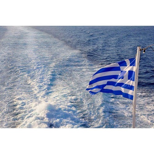 #Greece ❤️ #sea #instagreece #ribcruises