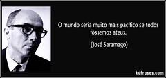 JOSÉ SARAMAGO - PRÊMIO NOBEL (Claudio Batman) Tags: brazil minasgerais brasília brasil sãopaulo florianópolis portoalegre curitiba fortaleza ceará bahia salvador belohorizonte manaus riograndedosul pará goiânia amazonas belém suzano ananindeua brazll ilhademarajó rlodejanelro
