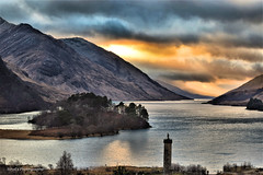 DSC_0157awm (Polleepops) Tags: scotland fortwilliam water lochlomond glenetive deer wildlife waterfall glenfinnan