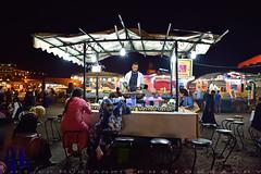 Poached sea scallops (T Ξ Ξ J Ξ) Tags: morocco marrakesh djemaaelfna d750 nikkor teeje nikon2470mmf28