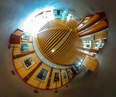 Past PM Portraits (Serendigity) Tags: australia canberra australiancapitalterritory interior 360 act polar parliamenthouse