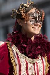 Carnevale di Venezia 2017 (Claude Schildknecht) Tags: carnaval costume italie italy mask masque piazzasanmarco placesanmarco venedig venezia venice venise