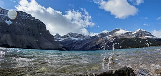 Bow Lake Panorama - Banff National Park, Alberta, CA [explored]