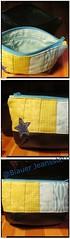 Kleine Tasche (blauer_jeansstern) Tags: klein tasche täschchen grün blau rv schwarz