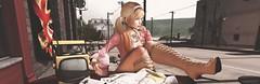 ❤️  The fault in our stars. (ℒιdsα) Tags: mg oleander kccouture kendrasycreations mag sl secondlife avatar cute doll itdoll pink thefaultinourstars game mesh lotd fashion blog blogger snapshot blonde girl woman lovely pixel