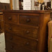 Antique chest of drawers €250