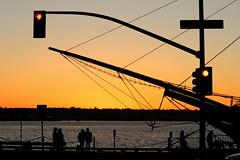 15. Shapes at sunset (Misty Garrick) Tags: sandiegoca sandiego sunset sandiegosunset
