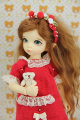 China girl - Lilu (AnnaZu) Tags: elf fairyland ante littlefee vesnushkahandmade