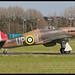 Hawker Hurricane - R4118 / G-HUPW