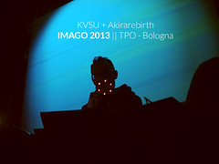 IMAGO 2013 - TPO - Bologna (kvsu) Tags: music musicians diy video concert experimental live performance lofi gear improvisation modular synth 8bit visuals noise electronic circuit synthesis bending chiptune sythesizer