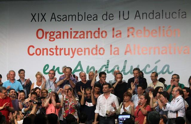 XIX Asamblea IU Andalucía
