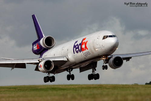 N529FE Federal Express (FedEx) McDonnell Douglas MD-11F