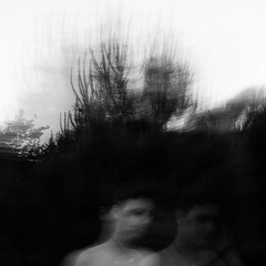 how many of you (Vasilis Amir) Tags: longexposure boy portrait blackandwhite motion blur male monochrome moving experimental move transparency transparent icm  abstractportrait intentionalcameramovement  bestcapturesaoi mygearandme mygearandmepremium vasilisamir ofportalsandparallelworlds