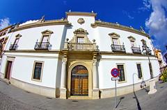 Sville 637 les Arnes, Plaza de Toros de la Maestranza (paspog) Tags: sevilla spain andalucia arena andalusia espagne sville spanien andalousie plazadetoros maestranza arnes plazadetorosdelamaestranza