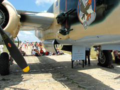 "B-25J Mitchell (6) • <a style=""font-size:0.8em;"" href=""http://www.flickr.com/photos/81723459@N04/9229247409/"" target=""_blank"">View on Flickr</a>"