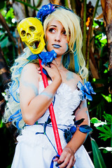Lujei Piche - 01 (crimsonyte) Tags: cosplay ax animeexpo ax13 grimgrimoire lujeipiche misswendybird