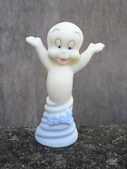 Casper the Friendly Ghost (The Moog Image Dump) Tags: dark toy glow spirit ghost casper friendly 1995 gid the ghosty in キャスパー