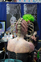 Cinema Makeup School (The Man Of Stills) Tags: costume san comic cosplay diego convention comicbook joker cosplayer comiccon con sdcc sandiegocomiccon 2013 cinemamakeupschool sdcc2013