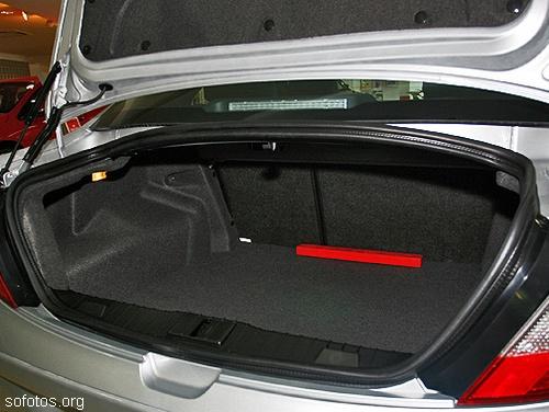 Porta malas do Chery cielo sedan