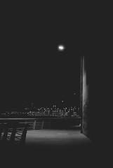 (dalvmun) Tags: chile street light urban bw byn night 35mm valparaiso nikon low bn explore 18g 35mm18 d3000