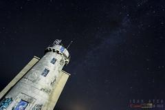 Matxitxako Lighthouse (saki_axat) Tags: lighthouse stars bermeo urdaibai matxitxako itsasargia canonikos