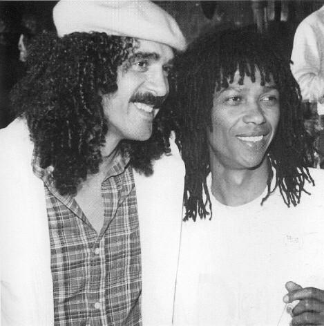 Djavan e Moraes Moreira 1984